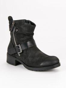 VINCEZA Dámské kotníkové boty SIN19-2616B