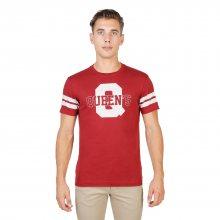 Červené tričko Oxford University Velikost: S
