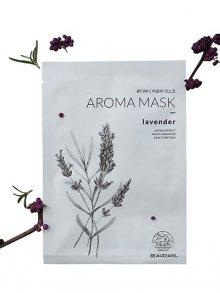 Beaudiani Aromatická textilní maska na obličej - Levandule\n\n