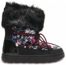 Crocs Dámská zimní obuv 1086174_černá\n\n