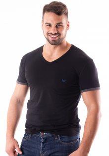 Pánské tričko Emporio Armani 110810 8A523 L Černá