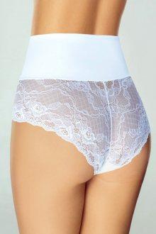 Dámské stahovací kalhotky Virginia white