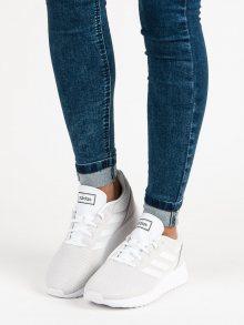 Stylove bílé sportovní tenisky od značky Adidas