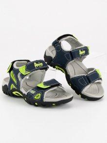AMERICAN CLUB Dětské sandálky SC1713N