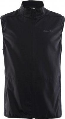 Craft Pánská softshellová bunda_černá\n\n
