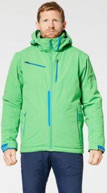 Northfinder Pánská lyžařská bunda_zelená\n\n