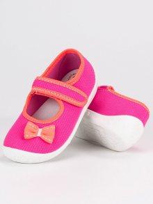 REWEKS Dětské papuče DOROTKA-147F