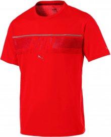 Puma Pánské triko_červená\n\n