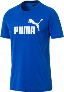 Puma Pánské tričko_tmavě modrá\n\n