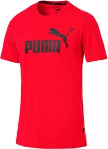 Puma Pánské tričko_červená\n\n