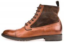 Geox pánská kotníčková obuv 1064887_hnědá\n\n