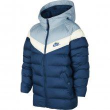 Nike B Nsw Jacket Filled modrá 146