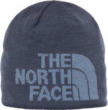 The North Face Oboustranná funkční čepice_šedá\n\n