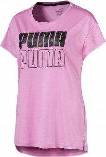 Puma Dámské triko_růžová\n\n