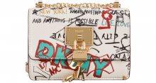 Elissa Cross body bag DKNY   Bílá Béžová   Dámské   UNI
