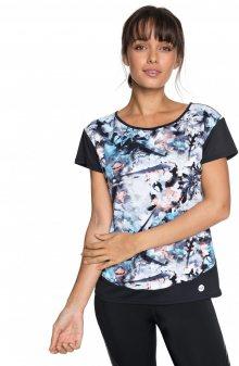 Roxy Dámské tričko 1254073_černá/bílá\n\n