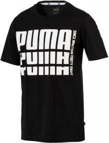 Puma Pánské tričko_černá\n\n