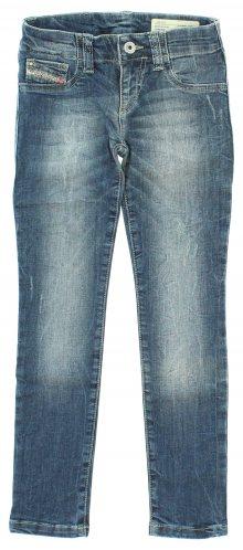 Jeans dětské Diesel   Modrá   Dívčí   6 let