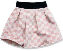 Růžová sukně kostky K2018