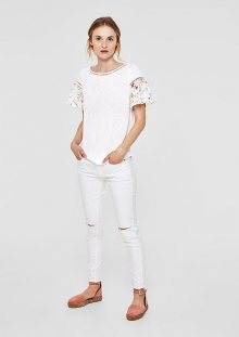 s.Oliver Dámské tričko_bílá\n\n