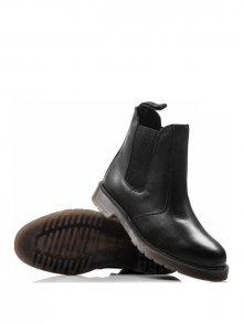 Solier Pánské kotníčkové boty\n\n