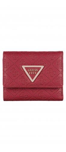 Kamryn Small Peněženka Guess   Červená   Dámské   UNI