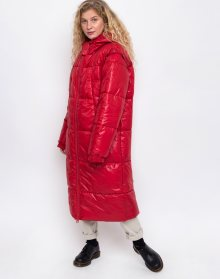 Cheap Monday Sleeping Coat Brillant Red S