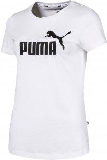 Puma Dámské tričko 1265978_bílá\n\n
