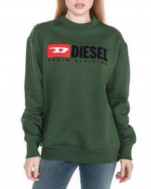 Division Mikina Diesel | Zelená | Dámské | XXS