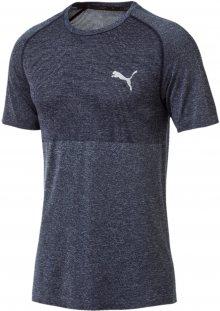 Puma Pánské sportovní triko_tmavě šedá\n\n