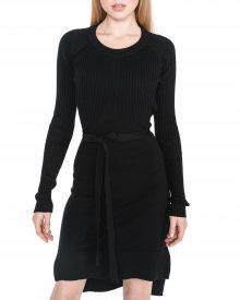 String Šaty Diesel | Černá | Dámské | XXS