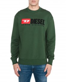 Division Mikina Diesel   Zelená   Pánské   M