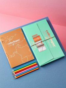 Luckies Cestovatelský deník s pastelkami\n\n
