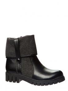 Betsy Dámské kotníkové boty 978086/01-01_black/grey\n\n
