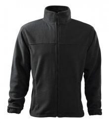 Pánská fleecová mikina Jacket - Ebony gray | L