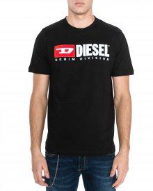 Just Division Triko Diesel   Černá   Pánské   M