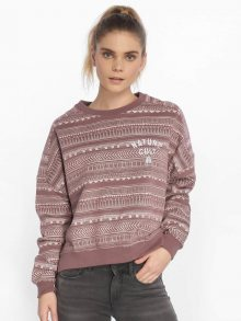 Jumper Mocomoco in purple M