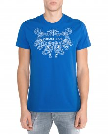 Triko Versace Jeans | Modrá | Pánské | S