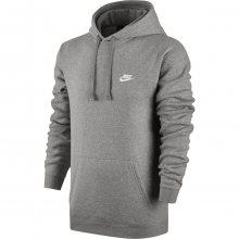 Nike M Nsw Hood Po Flc Club šedá XL