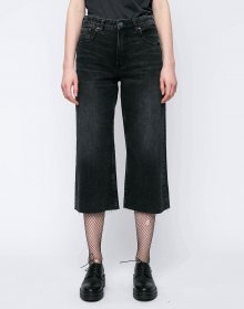 Cheap Monday Ally Black Smoke W28/L32
