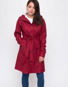 Rains Curve jacket 20 Scarlet M/L