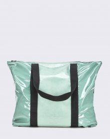 Rains LTD Tote Bag 73 Glossy Faded Green