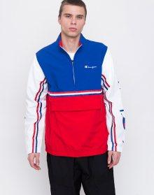 Champion Half Zip Sweatshirt Red XL