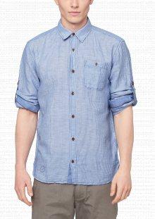 s.Oliver Pánská košile 216686_505ca modrá\n\n