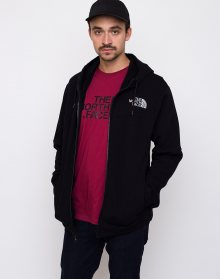 The North Face Himalayan Fullzip TNF Black L