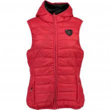 Geographical Norway Dámská vesta VOLANTIS LADY HOOD 001_Red\n					\n