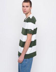 Champion Striped T-Shirt BAF/WHT L