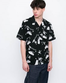 Carhartt WIP Anderson Solid Anderson Solid Print, Black / White XL