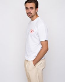 Vans Full Patch Back White / Flame L