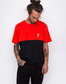 WeSC Overlay Block Flame Scarlet M